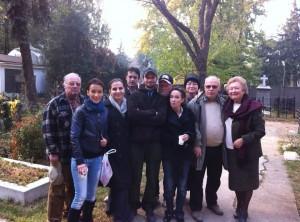 La cimitir 2013